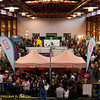 Clif Bar booth and center of exhibition space. Green Festival 2010, Concourse Exhibition Center, 635 8th St. (at Brannan), San Francisco, California.
