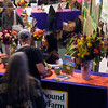 Earthbound Farm Organic booth. San Francisco Green Festival 2009, Concourse Exhibition Center, 635-8th St., San Francisco, California.
