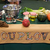 Rebecca Stevens's Soup Love on Soul Kitchen Stage.  San Francisco Green Festival 2009, Concourse Exhibition Center, 635-8th St., San Francisco, California.