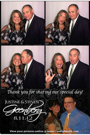 Greenberg Wedding 8-11-12