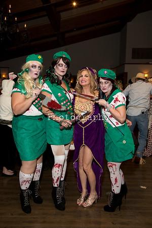 Greens Halloween/Clarkes HH 2014
