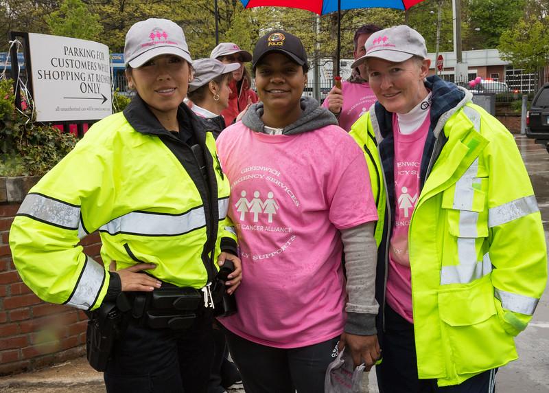 5D3_3494 Officer Rilett Shirley, Yolanda Greenhaw and Liz Linde