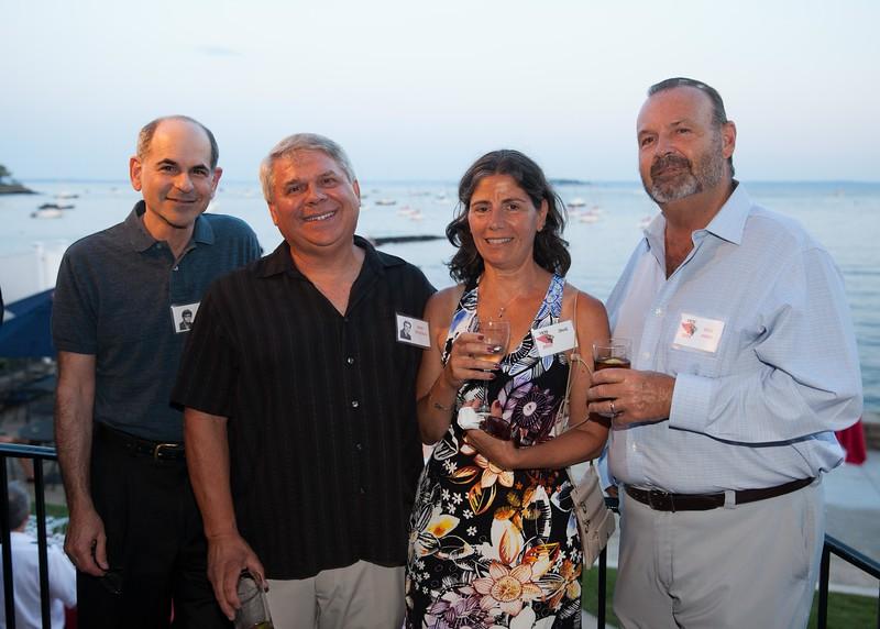 IMG_1369 Joel Kaye, Bob Jansen, Jane and Rick Marr