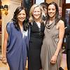 5D3_8617 Tara Abrahams, Megan Shattuck and Amina Abrahams