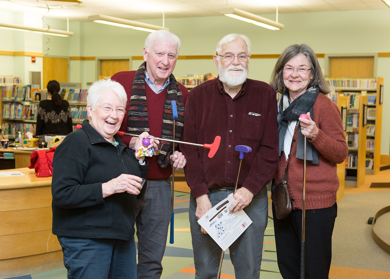 5D3_5847 Beth and Pat Linskey, Charles Brennana nd Jan Linskey