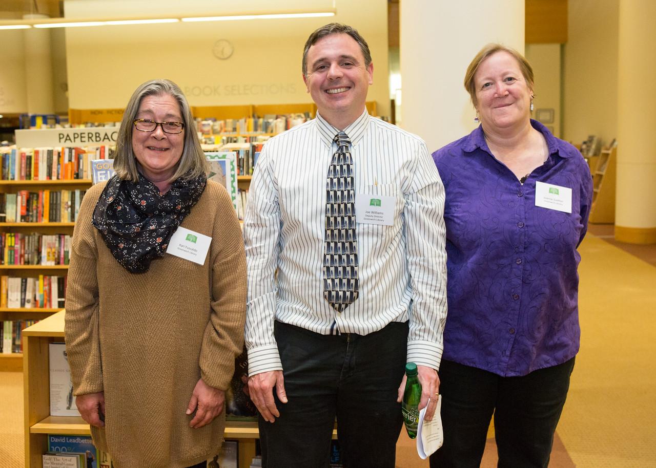 5D3_5821 Kari Fuscaldo, Joe WIlliams and Joanne Gaither