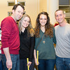 5D3_6000 Frank Sabia, Laura Laboissonniere, Emily Benkovich and Tom Smith