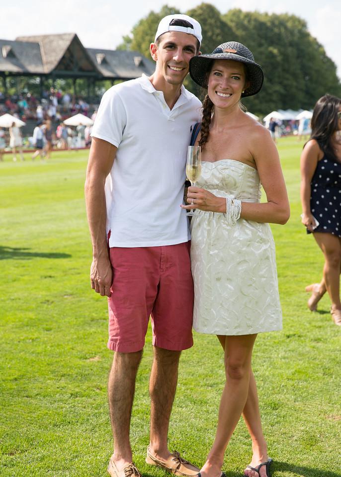5D3_2602 John Williams and Kristen Leighton