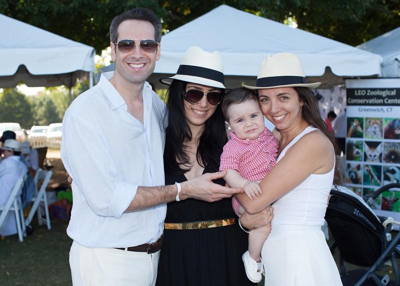 IMG_3187 Olivier Sarfati and Nadia Klein with Leo and Alexis Sarfati_