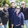 IMG_0650 Scott Kramer, Brett and Caryn Marshall with John Corcoran