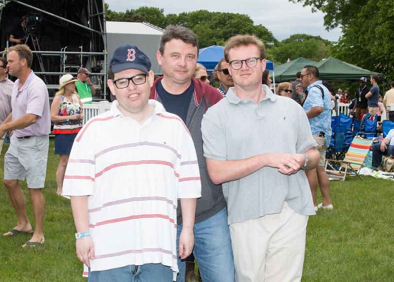 5D3_8145 Steven Halper, Alan Naiburg and Ross Perry