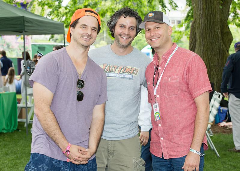 5D3_8100 Peter Francis, Craig Glantz and Jason Pharr