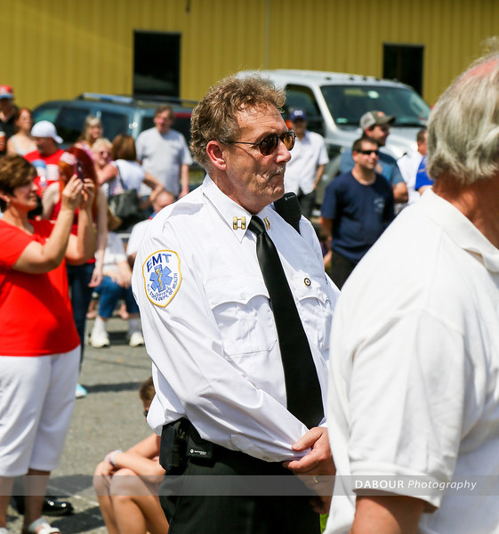 Greenwich Twp Memorial Day Parade 2014