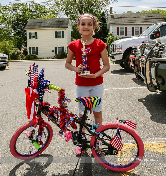 Bike Decoration Winner