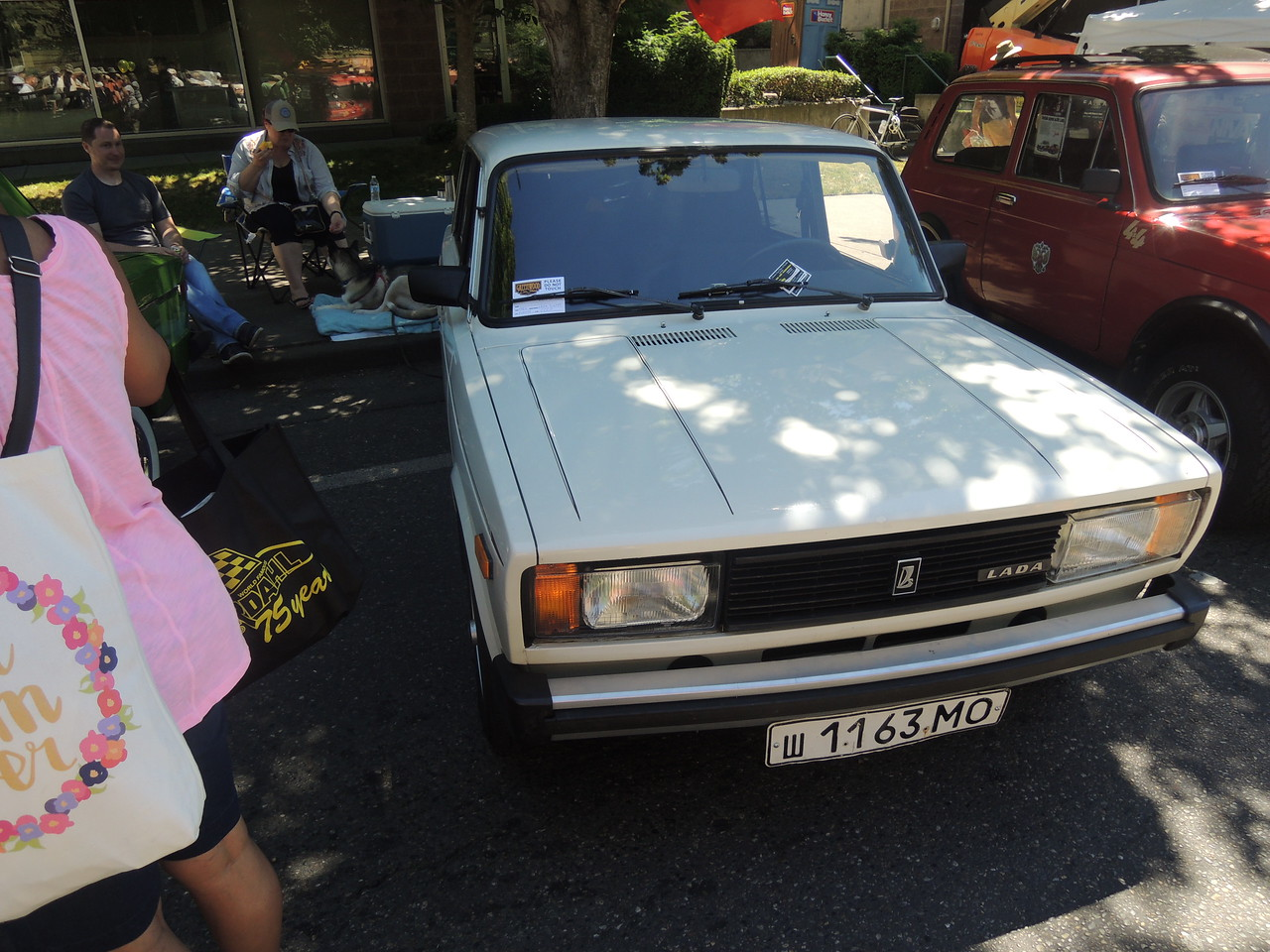 Another Lada.