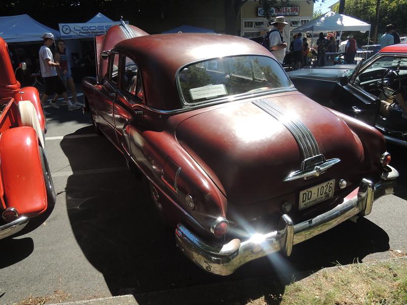 1951 Pontiac!