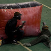 Grizzlies (Hockey) yearend party, paintball, Edmonton, AB