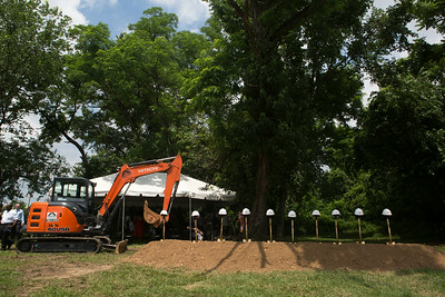 Legacy Memorial Ground Breaking Ceremony