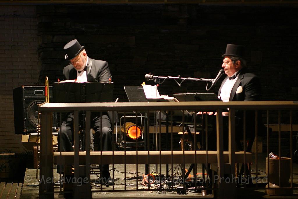 Johnny Moore and Tom Skidmore playing everyone's favorite polkas