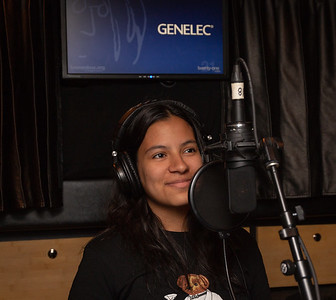 2018_09_24, Audio-Technica, Bus, Genelec, Grover Cleveland High School, Interior, NY, Ridgewood