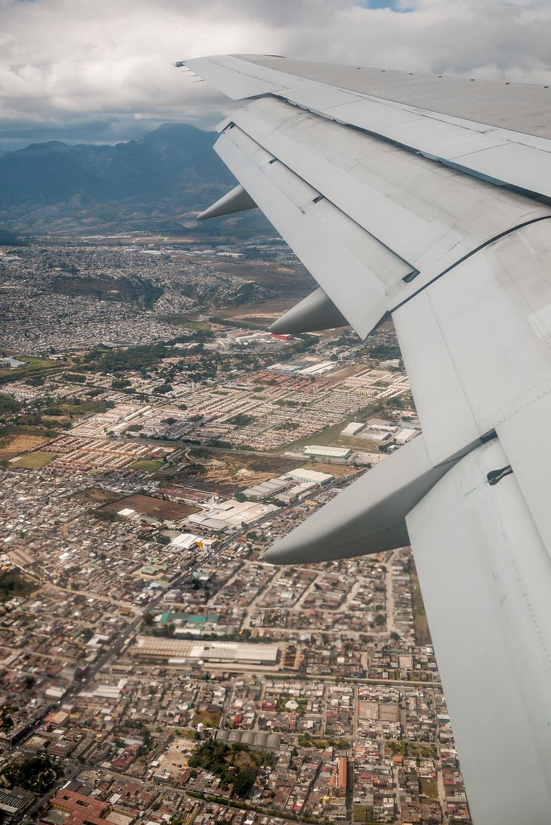 Guatemala City is a true potpourri of architecture and natural beauty