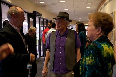 Billy Collins visits St. Petersburg/Gibbs Campus 3-12-13