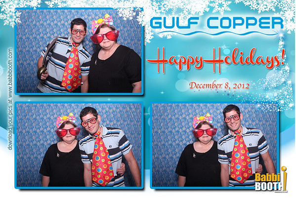 Gulf Copper Company Christmas Party