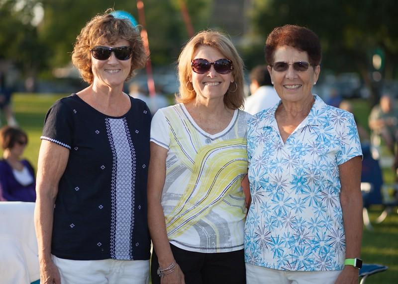 IMG_9973 Kathy Franklin, Denise Cama and Corinne Grandolfo