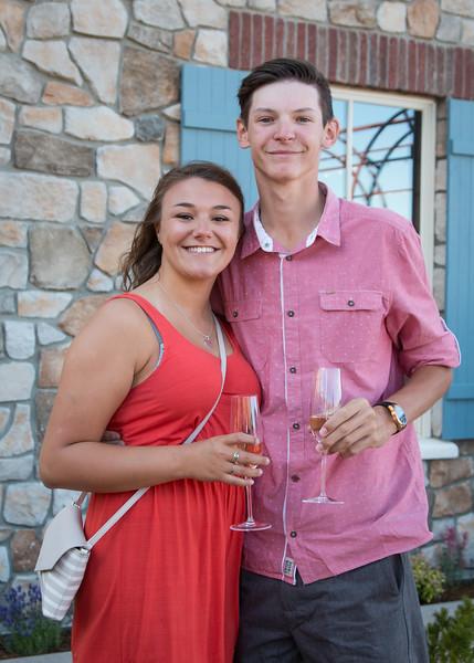 Gus and Lisa Wedding