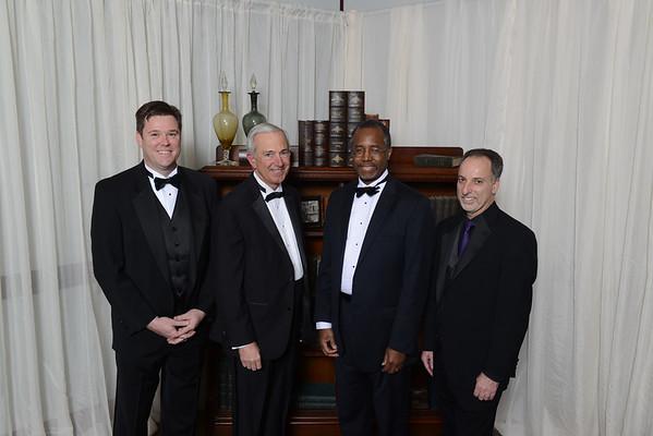 Gwinnett Medical Foundation Gala 2015 with Dr. Ben Carson