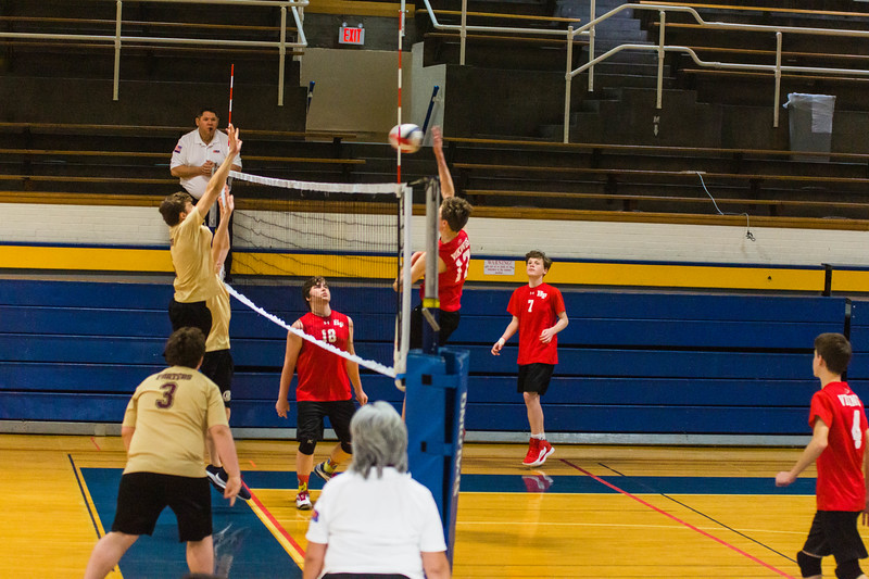 Volleyball 2727 May 4 2019