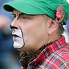 """Bamsefar: Leif Anders Wentzel<br /> Gjøvik Sommerteater 2012:  """"ALLE DYRENE I HAKKEBAKKESKOGEN""""<br /> Gjøvik Gård 30/06/2012   ---   Foto: Jonny Isaksen"""