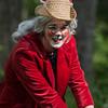 Bestemor Skogmus: Janka Stensvold Henriksen <br /> KLATREMUS OG ALLE DE ANDRE DYRENE I HAKKEBAKKESKOGEN<br /> Norsk Sceneskrekk  - Bassengparken Gjøvik 22/06/2016<br />  --- Foto: Jonny Isaksen