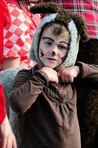 KLATREMUS OG ALLE DE ANDRE DYRENE I HAKKEBAKKESKOGEN Norsk Sceneskrekk 2013 - Bassengparken Gjøvik  25/06/2013    --- Foto: Jonny Isaksen