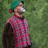 Bamsefar: Nils Jørgen Nygaard<br /> KLATREMUS OG ALLE DE ANDRE DYRENE I HAKKEBAKKESKOGEN<br /> Norsk Sceneskrekk  - Bassengparken Gjøvik 24/06/2014<br />  --- Foto: Jonny Isaksen