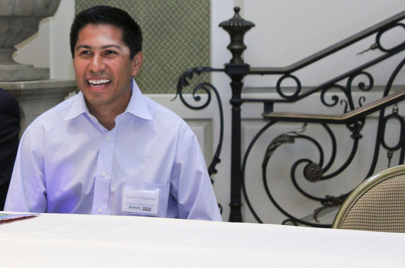 2012 HCAC Brilliance Awards: Panelist, Carlos Villamarin, Renoir Construction