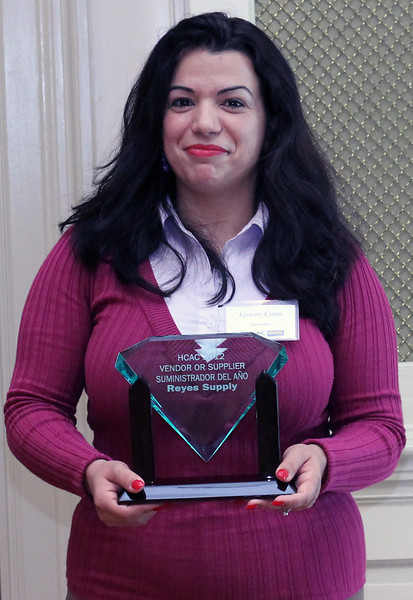 2012 HCAC Brilliance  Awards: