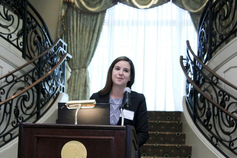 2012 HCAC Brilliance Awards: Luisa Moreno, Executive Administrator, National Hispanic Construction Association (NHCA)