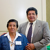 2012 HCAC Brilliance Awards: Rudy Lopez, Gems of Success Panelist Moderator with mother.