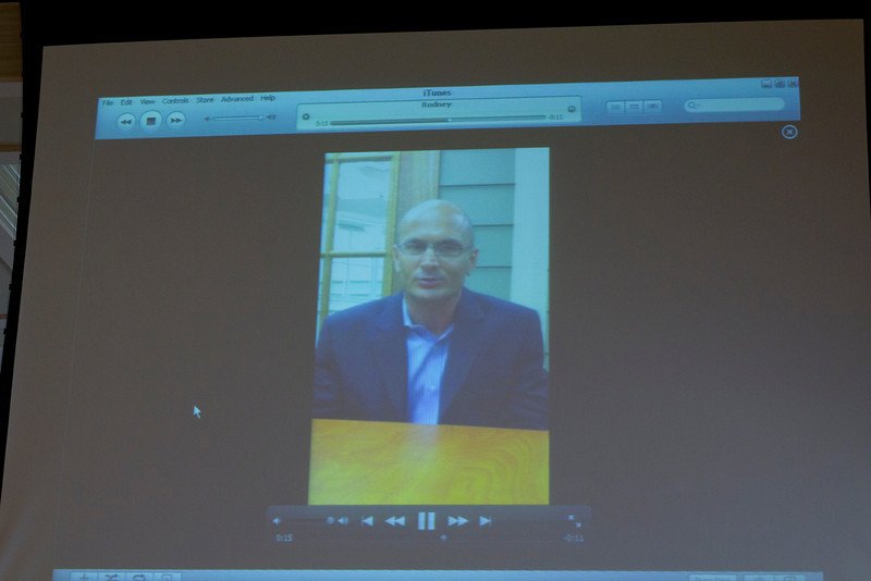 2012 HCAC Brilliance  Awards: Message from Rodney Almeida, AlCorp, LLC, General Contractor of the Year Award Winner.