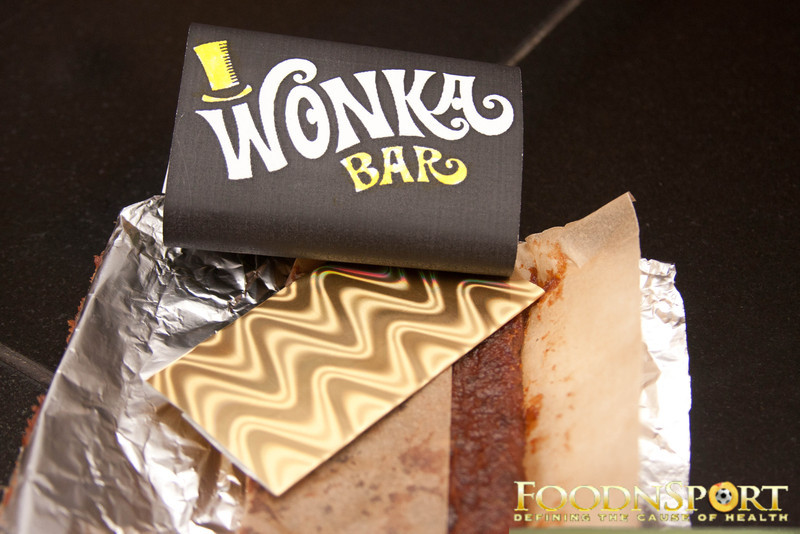 Meal Theme: Willy Wonka & The Chocolate Factory