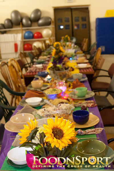 Meal Theme: Alice in Wonderland