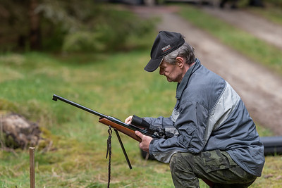 Hunter Field Target - Aš