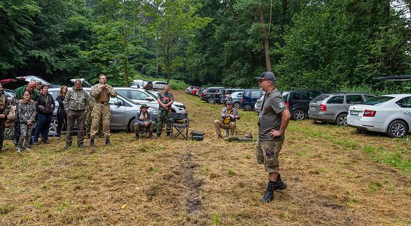 Hunter Field Target - Březí