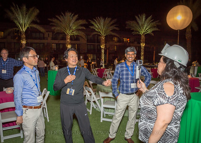 HGST 2015 Leadership Conference reception at the Ritz-Carlton, Rancho Mirage, CA, on Feb. 9, 2015.