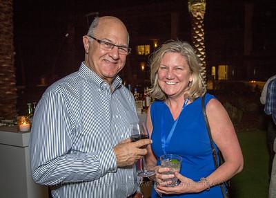 HGST 2015 Leadership Conference reception at the Ritz-Carlton, Rancho Mirage, CA, on Feb. 9, 2015.