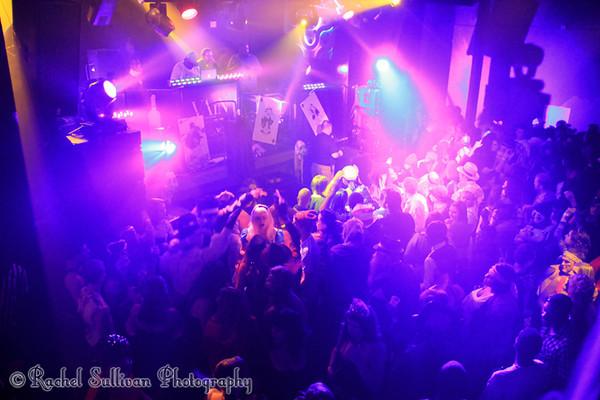 HHN Wrap Party 2011
