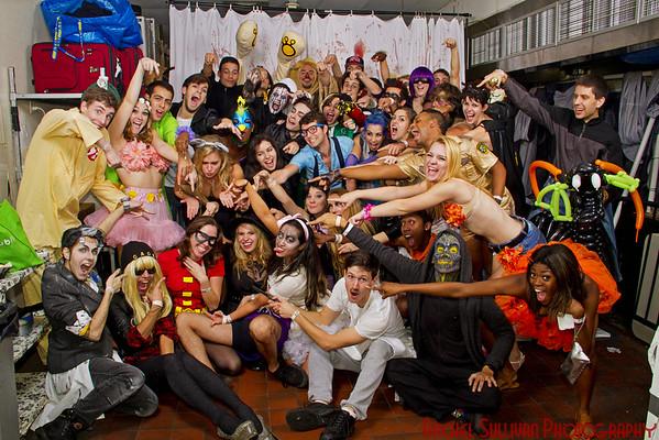 HHN Wrap Party 2014