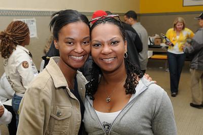 Sisters, Maria and Lisa