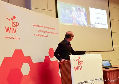 HIV AIDS Press Event @WIV-ISP 2015-11-24